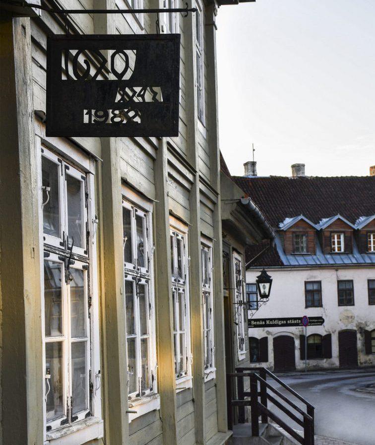 Kuldīgas (Goldingen) UNESCO