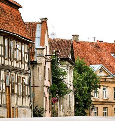 Kuldīga ir iekļauta UNESCO Pasaules mantojuma Latvijas nacionālajā sarakstā