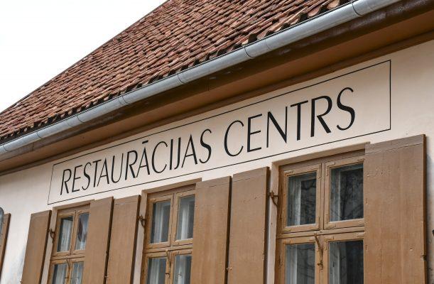 Eiropas kultūras mantojuma dienās durvis vērs Kuldīgas Restaurācijas centrs