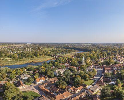 Latvija piesaka Kuldīgu UNESCO pasaules mantojuma sarakstam